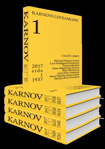 Karnovs Lovsamling 2017